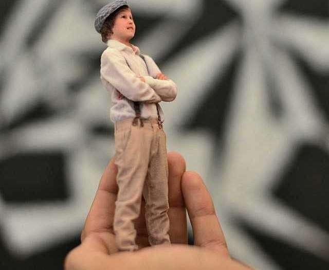 Preparing 3D Figurines