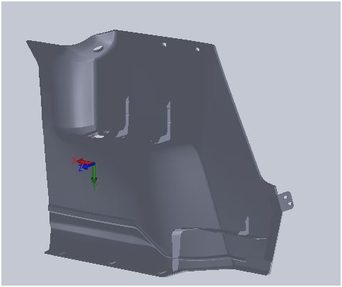 automotive spare parts printings